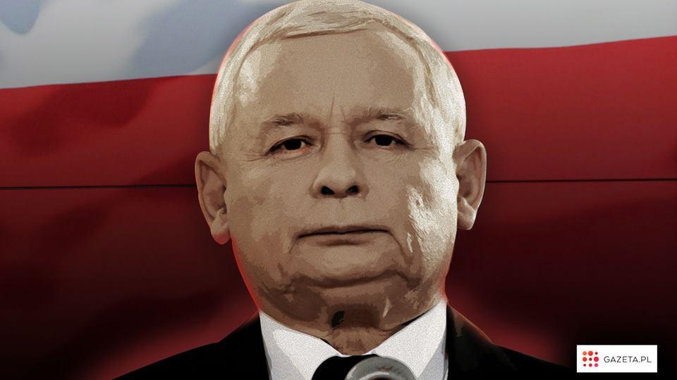 """Jarosław Kaczyński – Człowiek """"Wolności"""" 2016"""