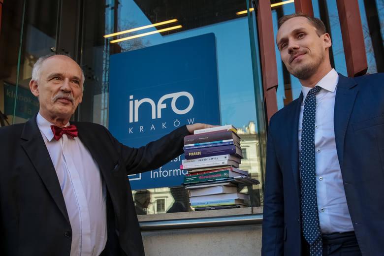 [VIDEO] Ustawa o jednolitej cenie książki