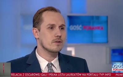 [VIDEO] O sądownictwie w Polsce