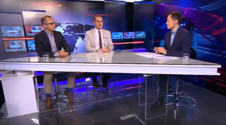 [VIDEO] Rozmowa z posłem Szczerbą o tzw. związkach partnerskich