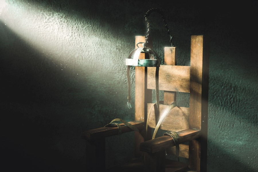 Czy kara śmierci jest niemoralna?